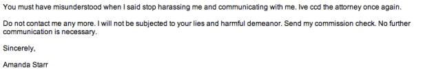 Amanda Response Dec 9