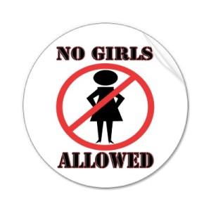 no girls allowed 1