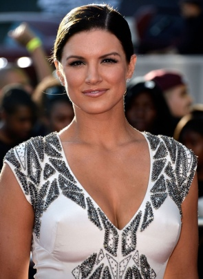 GINA CARANO at the Fast & Furious 6 Premiere in Los Angeles